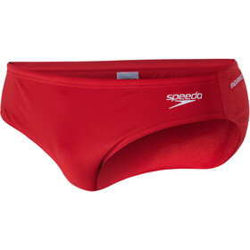 speedo Essential Endurance+ 7cm Sportsbrief Men fed red
